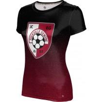 ProSphere Women's SMP Spirit Wear Ombre Shirt