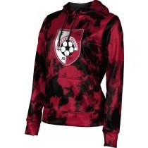 ProSphere Women's SMP Spirit Wear Grunge Hoodie Sweatshirt