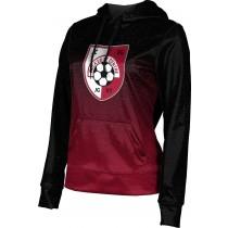 ProSphere Women's SMP Spirit Wear Ombre Hoodie Sweatshirt
