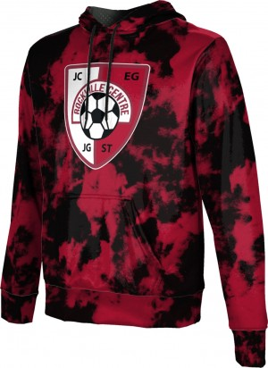 ProSphere Men's SMP Spirit Wear Grunge Hoodie Sweatshirt