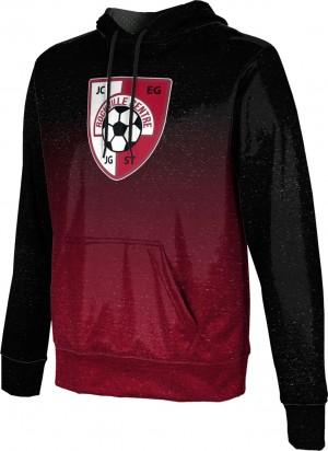 ProSphere Boys' SMP Spirit Wear Ombre Hoodie Sweatshirt