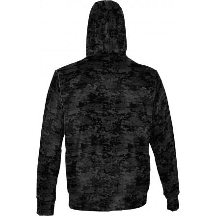 ProSphere Men's SMP Spirit Wear Digital Hoodie Sweatshirt
