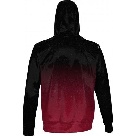 ProSphere Men's SMP Spirit Wear Ombre Fullzip Hoodie