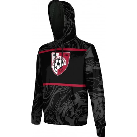 ProSphere Boys' SMP Spirit Wear Ripple Hoodie Sweatshirt